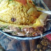 Photo taken at Pasara Thai by Brootis R. on 3/7/2012