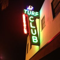 Photo taken at Turf Supper Club by London H. on 2/17/2012