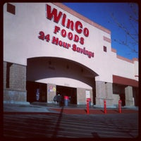 Photo taken at Winco Foods by Julia P. on 4/24/2012