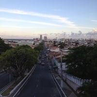 Photo taken at Colina do Sto. Antônio by Delano M. on 9/5/2012