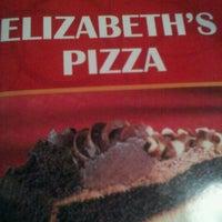 Photo taken at Elizabeth Pizza & Restaurant by Tanya L. on 6/24/2012