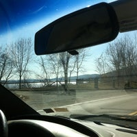 Photo taken at Annsville Circle by Alejandro C. on 3/11/2012