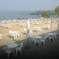 Photo taken at Lac et Soleil by Giulio X. on 9/8/2012
