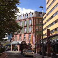 Das Foto wurde bei Le Méridien Parkhotel Frankfurt von Sandro S. am 9/2/2012 aufgenommen