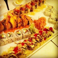 Photo taken at Friends Sushi by Adela H. on 6/19/2012
