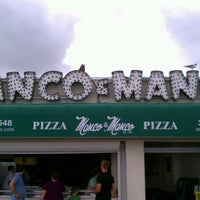 Photo taken at Manco & Manco Pizza by Poncho G. on 6/14/2012