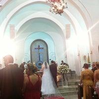 Photo taken at Paroquia Santo Cura D'Ars by Jose Eduardo V. on 3/31/2012