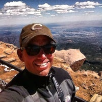 Photo taken at Pikes Peak by David G. on 9/4/2012
