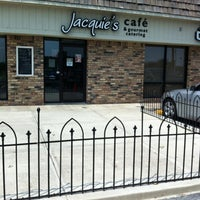 Photo taken at Jacquie's Cafe & Gourmet Catering by Kyle J. on 7/3/2012
