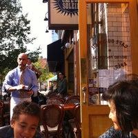 Photo taken at Cafe du Soleil by Rik J. on 4/15/2012