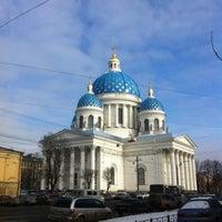Снимок сделан в Троице-Измайловский Собор пользователем 👾Valentina S. 3/1/2012