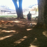 Photo taken at Moanalua Dog Park by Waynie B. on 8/12/2012