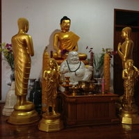 Photo taken at Vihara Buddha Dharma Gorontalo by Iwan W. on 3/23/2012