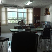 Photo taken at เทศบาลตำบลประโคนชัย by Thaned H. on 8/20/2012