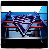 Photo taken at Captain EO by Michael C. on 4/12/2012
