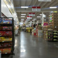 Photo taken at Food 4 Less by Matthew S. on 8/12/2012
