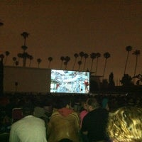 Photo taken at Cinespia by Julie P. on 7/4/2012