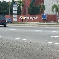 Photo taken at Renesas by Nizalman A. on 8/26/2012