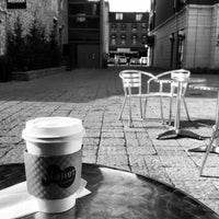Photo taken at Planet Coffee by Frédérick on 4/8/2012