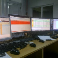 Photo taken at MainOne CLS by Yinka A. on 5/12/2012