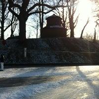 Photo taken at Vrouwenpoortsbrug by Bert V. on 2/9/2012