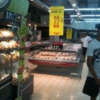 Photo taken at Al Mazar Mall - Carrefour Marrakech by Omar E. on 5/12/2012
