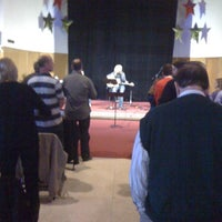 Photo taken at Encounter Vineyard Church by Thomas B. on 2/5/2012