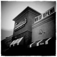Photo taken at Freddy's Frozen Custard & Steakburgers by Rachelle M. on 7/13/2012