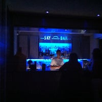 Photo taken at Sky Bar by LB on 6/1/2012