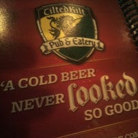 Photo taken at Tilted Kilt Orlando I-Drive by Robb R. on 8/28/2012