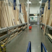 Photo taken at Lowe's Home Improvement by Stephanie W. on 3/25/2012