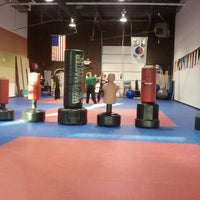 Photo taken at Dragon E's Black Belt Academy by Andi S. on 7/11/2012