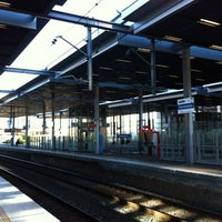 Photo taken at Parramatta Station by Lauro on 6/17/2012