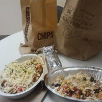 Photo taken at Chipotle Mexican Grill by Jon B. on 6/28/2012