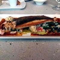 Photo taken at Quatrefoil Restaurant by Alisha M. on 5/5/2012