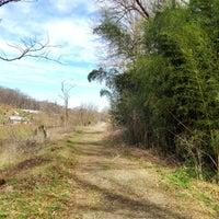 2/25/2012 tarihinde Angel P.ziyaretçi tarafından Atlanta BeltLine Corridor under Park Drive'de çekilen fotoğraf