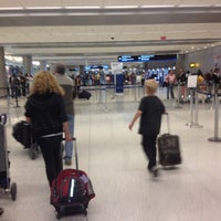 Photo taken at Miami International Airport Security Division by Susan P. on 8/14/2012