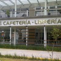 Photo taken at Cafetería - Librería by Nanis G. on 9/1/2012