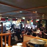 Photo taken at Shinara Grill & Lounge by yrummy on 8/23/2012