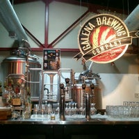 Photo taken at Galena Brewing Company by Tom M. on 2/24/2012