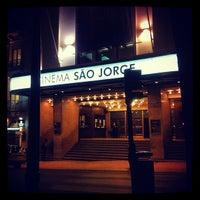 Foto tirada no(a) Cinema São Jorge por Francisco H. em 3/7/2012
