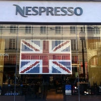 Photo taken at Nespresso Boutique by Katia B. on 8/17/2012