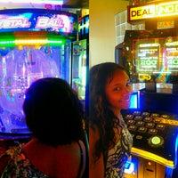 Photo taken at Hollywood Park by Donyela on 7/17/2012