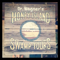 Dr. Wagner's Honey Island Swamp Tour