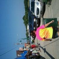 Photo taken at Lake Ozark Strip by Xtina E. on 5/27/2012