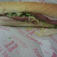 Photo taken at Jimmy John's by Millie B. on 6/7/2012