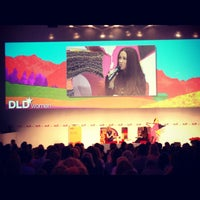 Photo taken at DLDwomen11 by Madlen N. on 7/12/2012