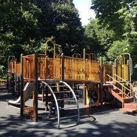 Photo taken at Vanderbilt Playground by Jose C. on 7/21/2012
