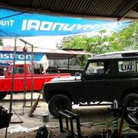 Photo taken at Bengkel Karya Mobil by ARKHAN d. on 2/18/2012