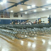 Photo taken at Conval High School by Sam M. on 3/8/2012